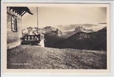 AK St. Anton am Arlberg, Ulmerhütte, 1935 Foto-AK
