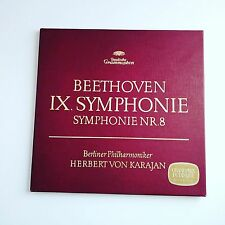 Beethoven - Berliner Philharmoniker / Herbert von Karajan – IX. Symphonie NR.8
