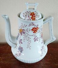 Antique 1880s Porcelain Coffeepot Marx & Gutherz Carlsbad (1885-1898)