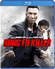 Kung Fu Killer (2015, Blu-ray)(WGU01635B) Donnie Yen (aka Kung Fu Jungle)