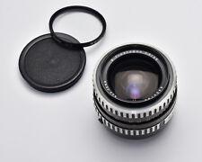 Carl Zeiss aus JENA Flektogon f/2.8 35mm Wide Angle Lens M42 Zebra (#3073)