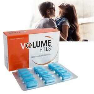 Volume Pills 1 Month Massive Loads of Cum Increase Semen Best Orgasm Enhancer