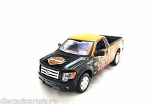 Maisto 2010 FORD F150 PICK UP HARLEY DAVIDSON BK/OR 1/24 NEW WITHOUT BOX #34173