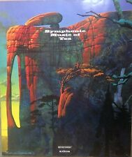 """YES """"SYMPHONIC MUSIC OF YES"""" U.S. PROMO POSTER"""