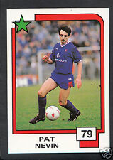 PANINI CALCIO CARD - 1988 SUPERSTARS CALCIO-N. 79-Pat Nevin-Chelsea