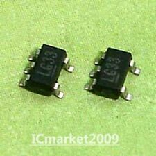 50 PCS MIC5219-3.3YM5 SOT23-5 MIC5219 LG33 500mA-Peak Output LDO Regulator