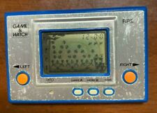 Nintendo Game Watch FIRE Handheld Vintage Retro Game