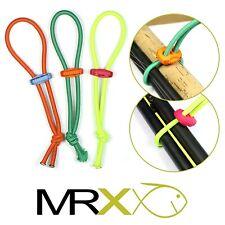 2x Rutenband COLORED | Rutenhalter für Matchrute Fliegenrute Feederrute