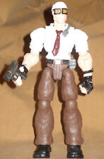 Custom DC Universe/GI Joe Sigma Six 6 Commissioner Gordon Batman