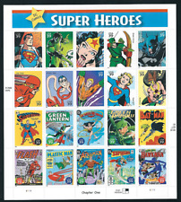 Scott #4084... 39 Cent....Super Heroes...Pane With 20 Stamps