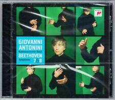 Giovanni Antonini: Beethoven Symphony No. 7 8 camera Orchestra Basilea cd sinfonie
