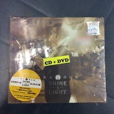 谭咏麟 Alan Tam 一点光 Shine A Light CD+DVD 全新未拆首批 大马版 马来西亚 Malaysia Press