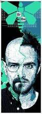 Jon E Allen Breaking Bad I am Awake Poster Heisenberg Jessie Pinkman Walter Whit