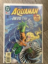 Aquaman Comic Book Collection - NM, Bagged and Boarded