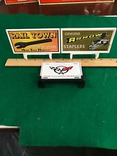 O Scale  Signs Good Condition (OHO20105)