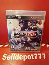 PlayStation 3 : Pro Evolution Soccer 2013 PS3 VideoGames
