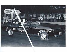 1960s Drag Racing-Doug's Headers--BOURGEOIS & WADE-Corvair Funny Car-CecilCounty
