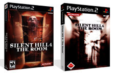 Silent Hill 4 The Room PS2 Replacement Game Box Case + Cover Art Work (No Game)