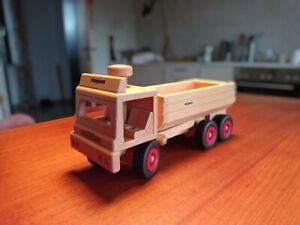 Fagus Holzspielzeug Kipper LKW
