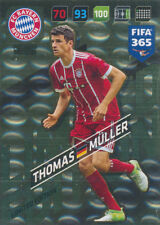 Panini FIFA 365 Cards 2018 Adrenalyn XL-Thomas Müller-Limited Edition
