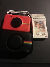 Polaroid Snap 10MP Instant Digital Camera with ZINK Zero Ink POLSP01 2016 Yr