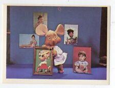 figurina TOPO GIGIO ALBI PER LA GIOVENTU' 1975 EDIZIONI PEREGO IMPERIA numero 41