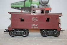 O Scale Trains Marx New York Central Caboose 18326