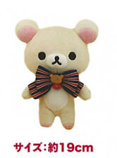 NEW San-X Korilakkuma Fashionable Stripe Bow Plush 19cm SS8250 US Seller