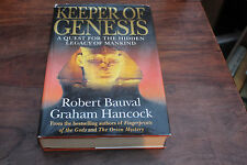 Keeper of Genesis: A Quest for the Hidden Legacy of Mankind by Robert Bauval,...
