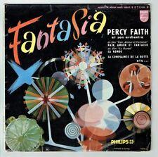 33T 25 cm Percy FAITH Orchestre Vinyle FANTASIA Film PAIN AMOUR .- PHILIPS 07846