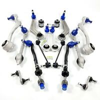 Front Rear Suspension Control Arms Kit for BMW 5 Series E39 525i 528i 530i 01-03