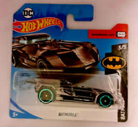 MATTEL Hot Wheels BATMAN BATMOBILE  3/5
