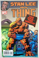 MARVEL | STAN LEE MEETS THE THING | NR 1 (2006) | ONE SHOT | Z 1+