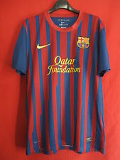 Maillot BARCELONE Qatar Foundation Barca FCB Barcelona Vintage BE - M