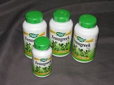 p5 Nature'S Way Fenugreek Seed Dietary Supplement 640 Capsules Lactation Aid