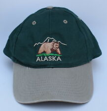 ALASKA Adjustable Snapback Structured Baseball Cap Hat by ALASKA SHIRT COMPANY
