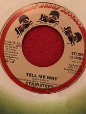 "Stairsteps Tell Me Why / Salaam 7"" Single"