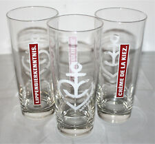 Astra Frankonia Bier Anker Hamburg 3x Glas Gläser Sammler Hamburg Kiez NEU OVP