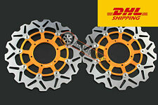 Front Brake Disc Rotor For Honda CBR600RR 03-14 CB1300 03-09 CBR1000RR 2004-2005