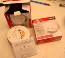 Micro Smoke Detector Alarm i9040 Fire Sentry Kidde + Battery 2 pack NEW NEW