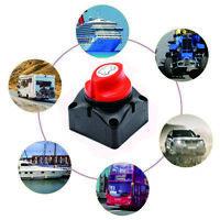 Marine Kill Power Switch Key Disconnect Isolator Van Battery Off Boat Car Cut UK