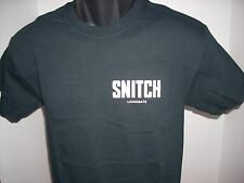 SNITCH T SHIRT NEVER USED OR WORN SMALL,MED OR XL