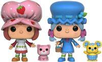 Strawberry Shortcake - Strawberry & Blueberry Muffin US Exclusive Pop! Vinyl ...