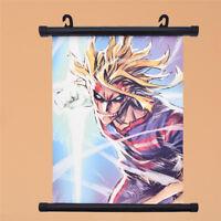 My Hero Academia Kirishima Eijirou Anime Long Poster Wall Scroll 105x40cm Cool
