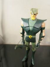 JUSTICE LEAGUE UNLIMITED 10 INCH GREEN ARROW~