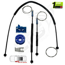 PEUGEOT 307 CC CABRIOLET WINDOW REGULATOR REPAIR KIT FRONT LEFT