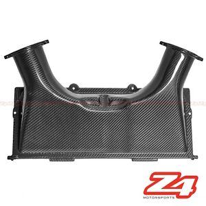Ferrari 488 GTB / Spider Rear Engine Air Box Cover Panel Cowl 100% Carbon Fiber