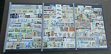 More details for australia - 1973/1990 all stamps issued - mnh complete -on stockcards face $340+