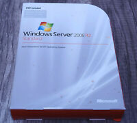 Microsoft Windows Server 2008 R2 10 CAL full version pre-owned P73-04755 x64