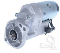 New* for Holden Colorado Jackaroo 4JJ1-TC starter motor